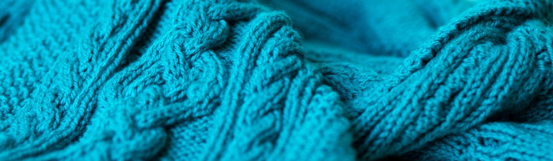 Polyacryl türkis woolbond