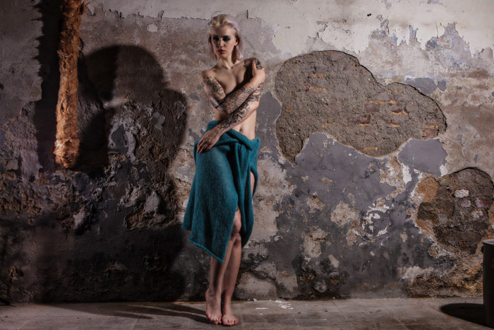 Dance Mohair Loop woolbond wool