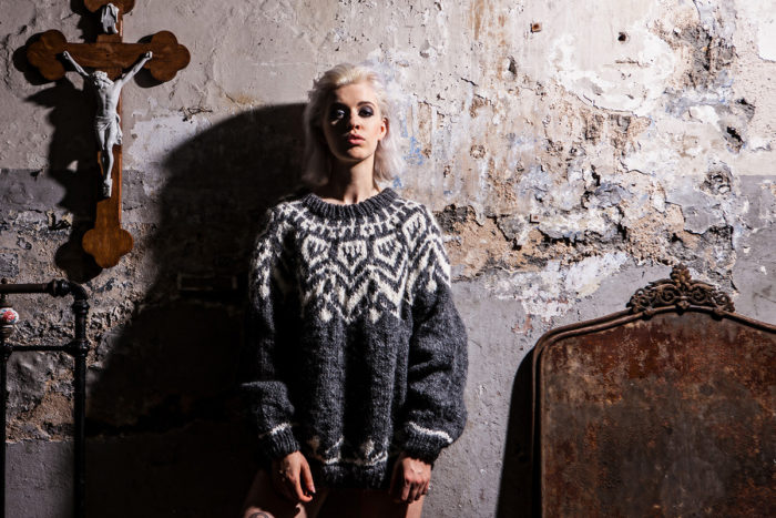 Fynn Virgin Wool sweater woolbond wool