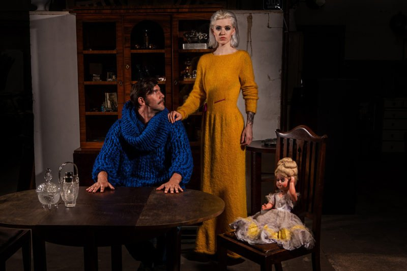 Simon Merino sweater Sun Mohair dress woolbond wool